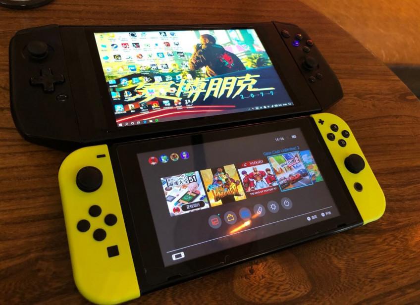 Портативная игровая консоль Aya Neo на Windows выйдет в октябре