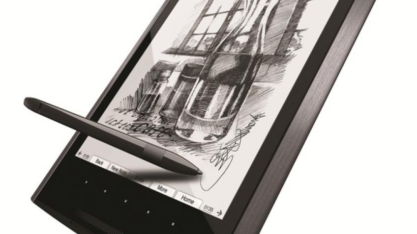Электронный блокнот ASUS Eee Tablet
