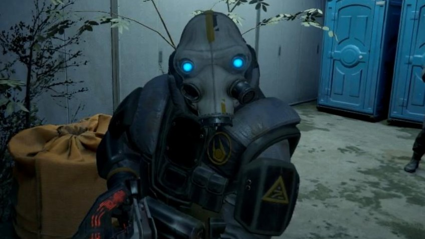 В сеть утекло9 свежих скриншотов Half-Life: Alyx