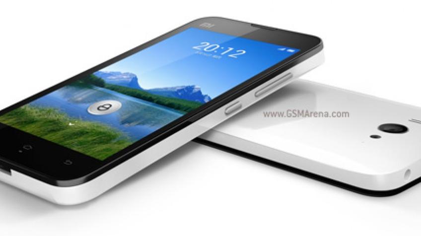 Xiaomi Mi-Two: недорогой четырехъядерный смартфон