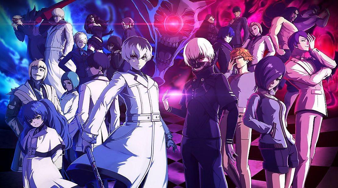 Авторы Tokyo Ghoul: re Call to Exist представили героев и боссов