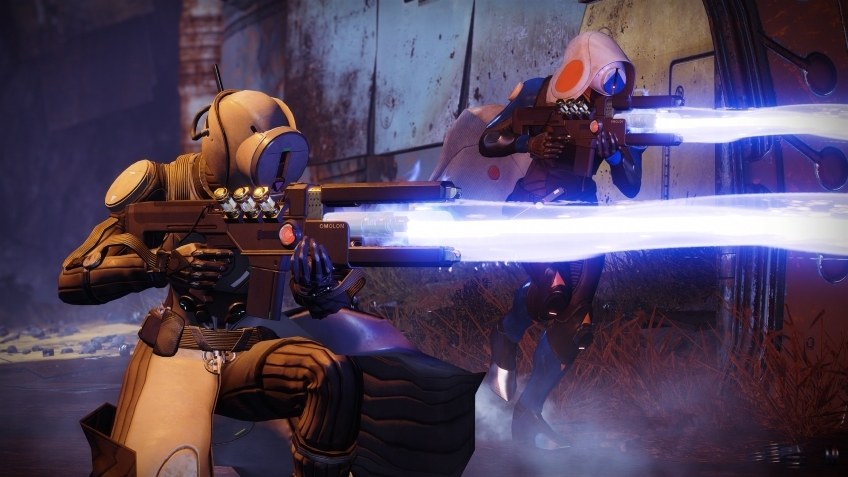 Игроки в Destiny2 на PC и Xbox One смогли получить эксклюзивное для PS4 оружие
