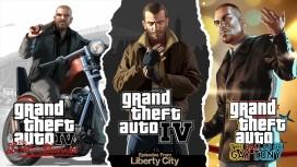 В GTA4 и ее дополнения теперь можно сыграть на Xbox One
