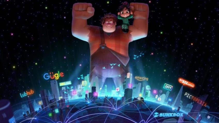 Сиквел мультфильма «Ральф» отправит героев в мир интернета