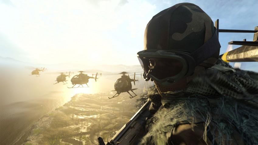 За три недели в Call of Duty: Warzone навсегда забанили больше 50 тысяч читеров