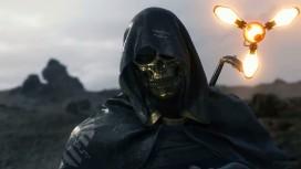 Хидео Кодзима представил нового героя Death Stranding — Человека в золотой маске