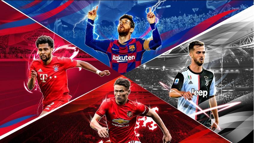 Мобильная версия eFootball PES 2020 выйдет в октябре