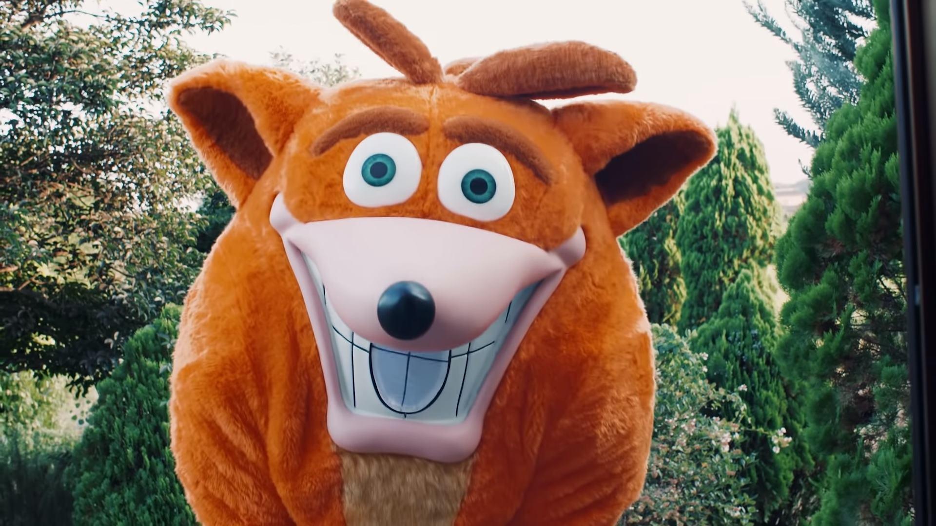 «Крэээш Бандикуууут!» — свежий японский ролик Crash Bandicoot 4: It's About Time
