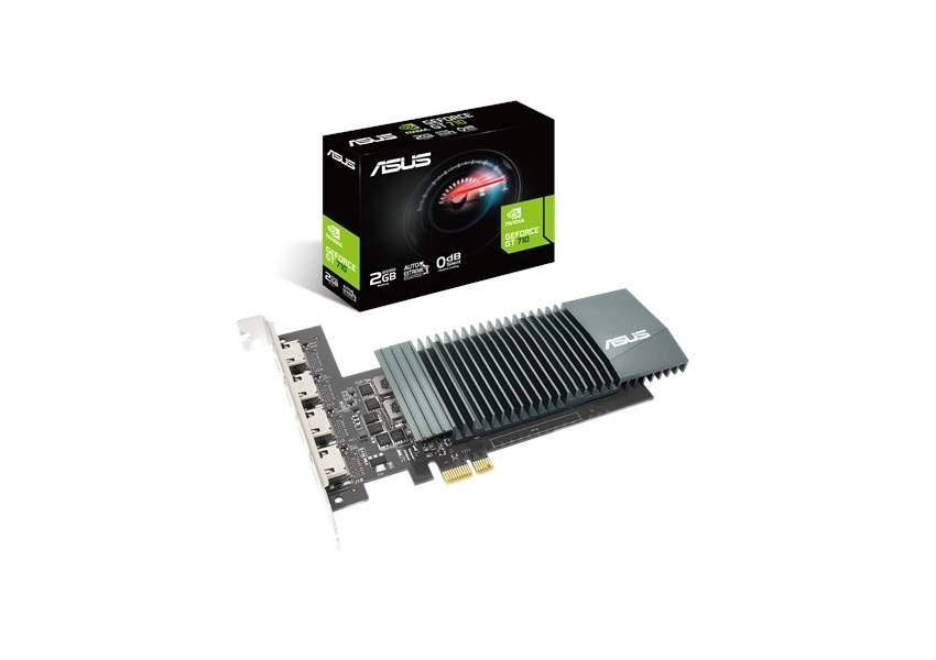 Представлена видеокарта ASUS GeForceGT 710