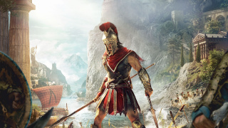 Assassin's Creed Odyssey достойно обновили для PS5 и Xbox Series