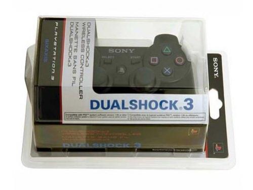 DualShock3 – в США на следующей неделе