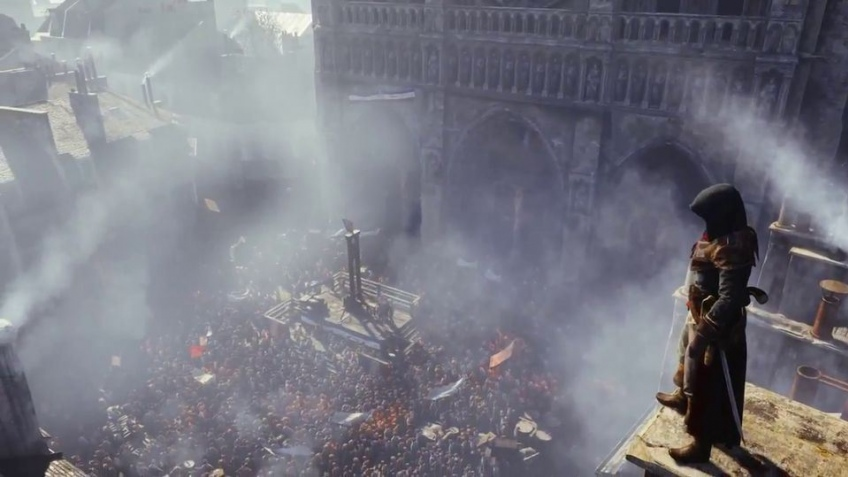Дополнение для Assassin's Creed: Unity посвятят известному химику