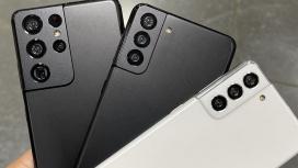 Samsung представила линейку смартфонов Galaxy S21 — цены начинаются от75 тысяч рублей