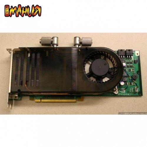 Скорость GeForce 8800 GTX