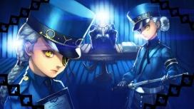 В Persona5 The Royal близняшек из Бархатной комнаты можно вывести на прогулку