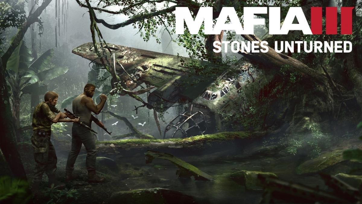 Дополнение Stones Unturned для Mafia3 будет похоже на бадди-муви