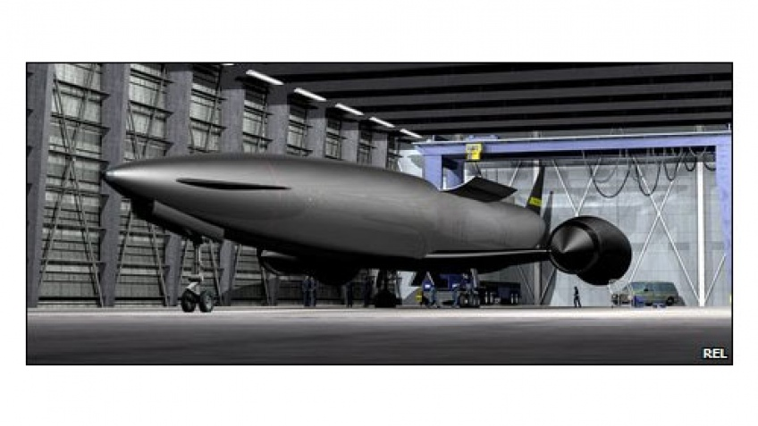 ESA готовит космический самолет