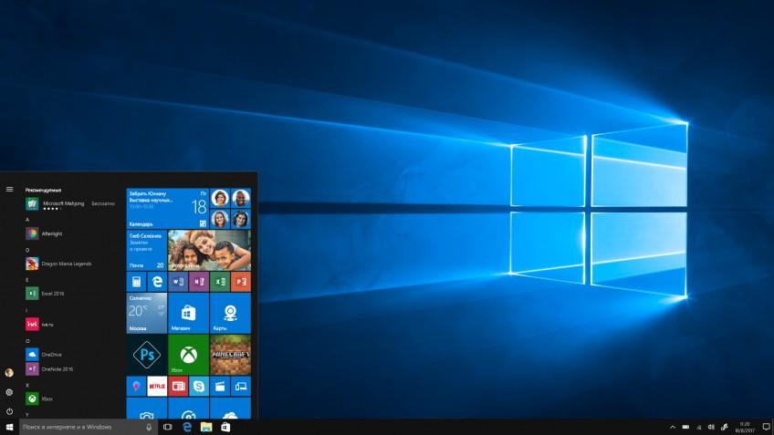 Рыночная доля Windows 10 превысила 50%