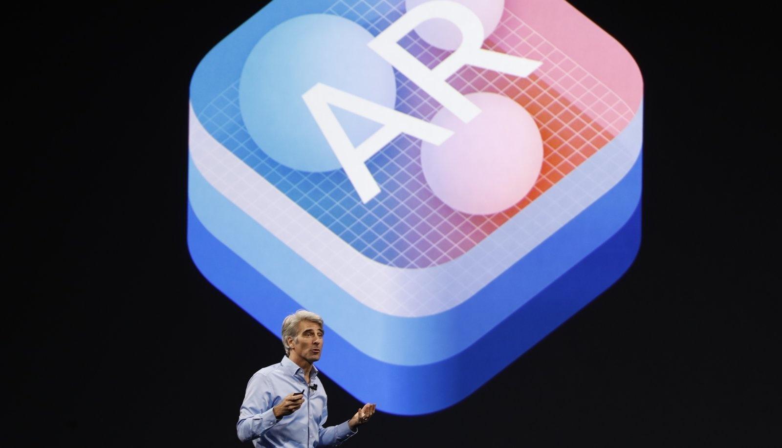 В iOS13 нашли подтверждение, что AR-гарнитура Apple уже тестируется