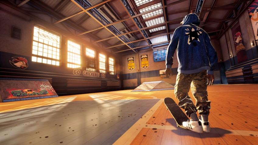 Тони Хоук анонсировал ремейк первых Tony Hawk's Pro Skater