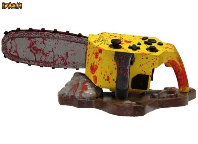 Моддинг в стиле Resident Evil