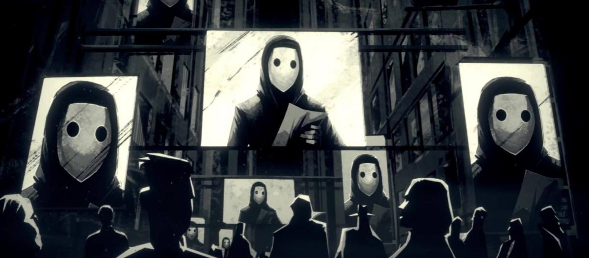 Действие платформера Liberated происходит на страницах комикса