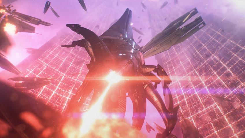 Mass Effect Legendary Edition уже установила рекорд серии в Steam