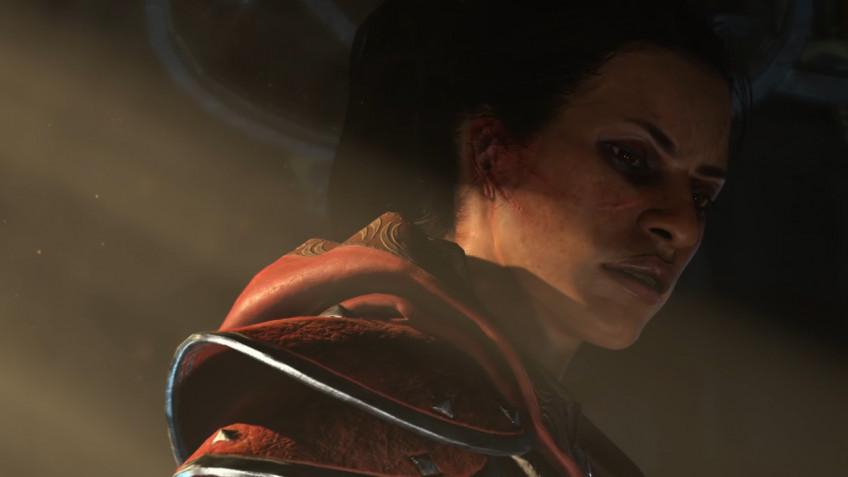 Blizzard представила разбойницу для Diablo IV