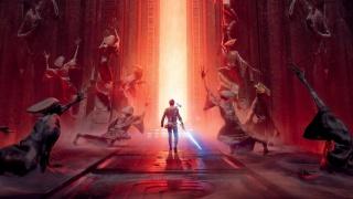 Состоялся анонс «идеального компаньона» Star Wars Jedi: Fallen Order — артбука