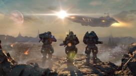 У PlanetSide Arena появилась дата выхода в ранний доступ Steam