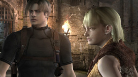 Из Resident Evil4 VR действительно убрали пошлые диалоги и намёки