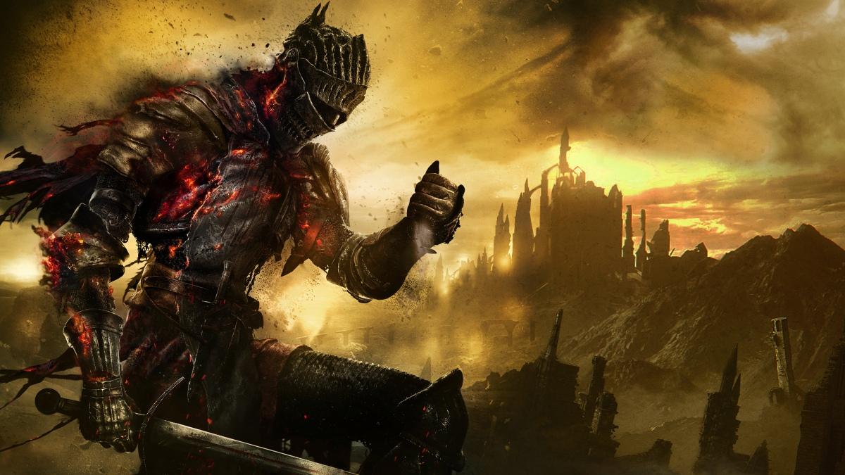 По слухам, первое дополнение для Dark Souls3 выйдет в октябре