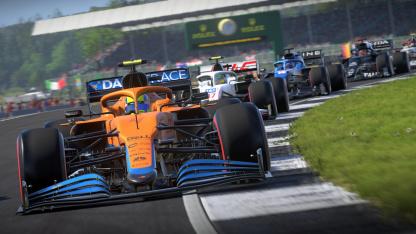 Авторы F1 2021 временно отключили поддержку рейтрейсинга на PS5