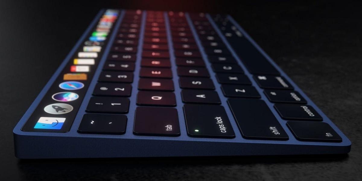 В новых компьютерах Apple может появиться улучшенный Face ID
