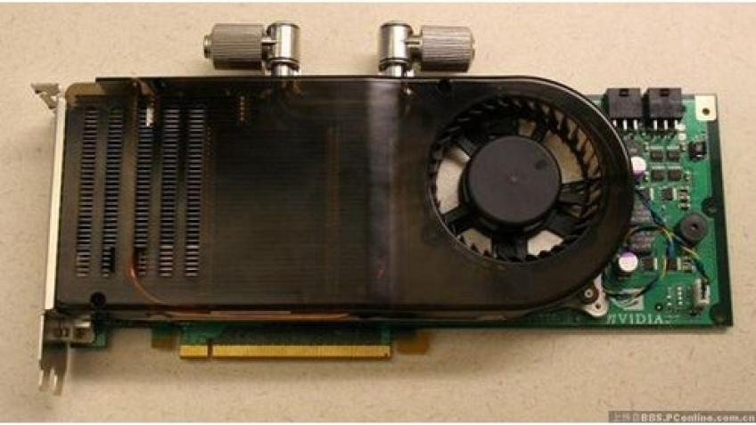 Доступность GeForce 8800