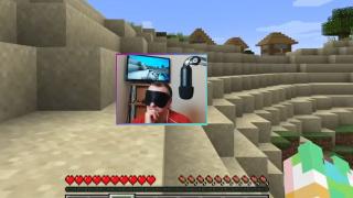 Спидраннер прошёл Minecraft за33 минуты с закрытыми глазами