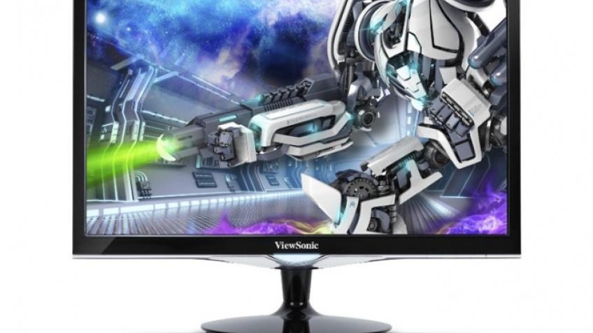ViewSonic представила мониторы VX2452mh и VX2252mh