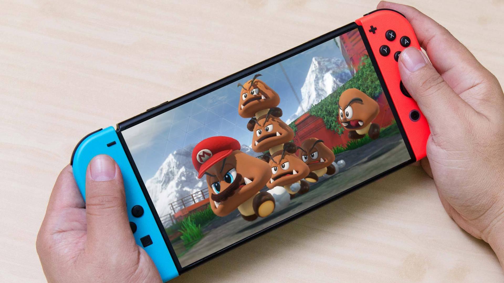 Из Китая утекли свежие детали Nintendo Switch Pro — старые геймпады подойдут