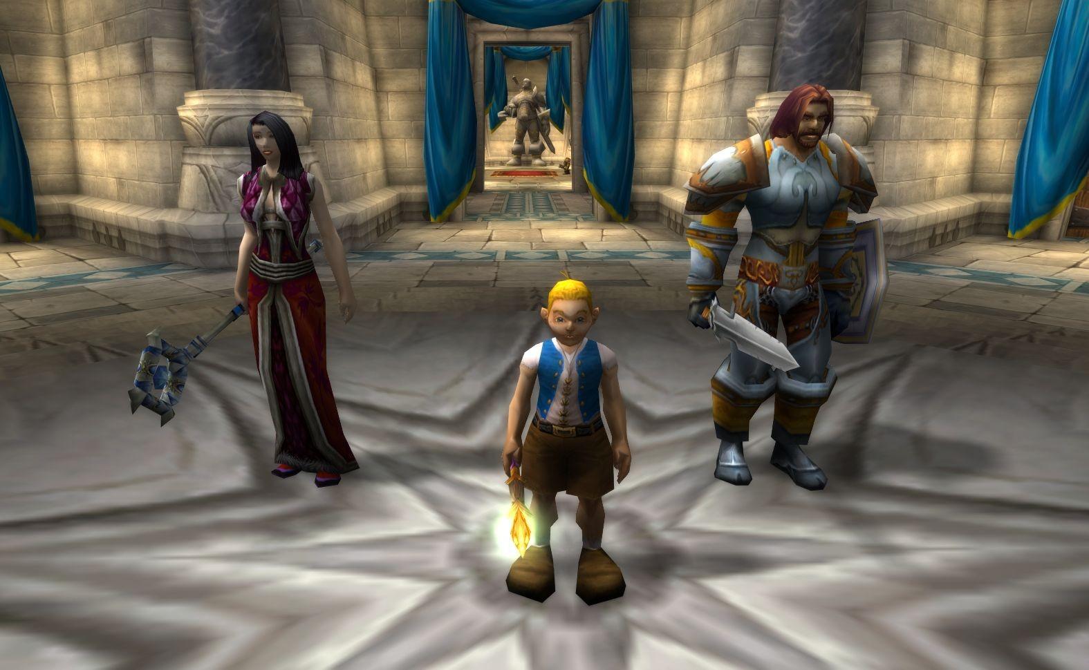 Для World of Warcraft Classic готовят бесплатный перенос персонажей