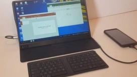 SM@rtDock15 Touch превратит смартфон в полноценный PC