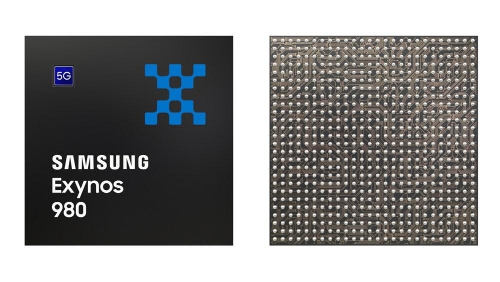 Samsung представила Exynos 980 — первый фирменный мобильный процессор с 5G