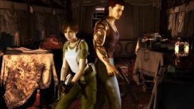 Capcom опубликовала трейлер обновленной версии Resident Evil Zero