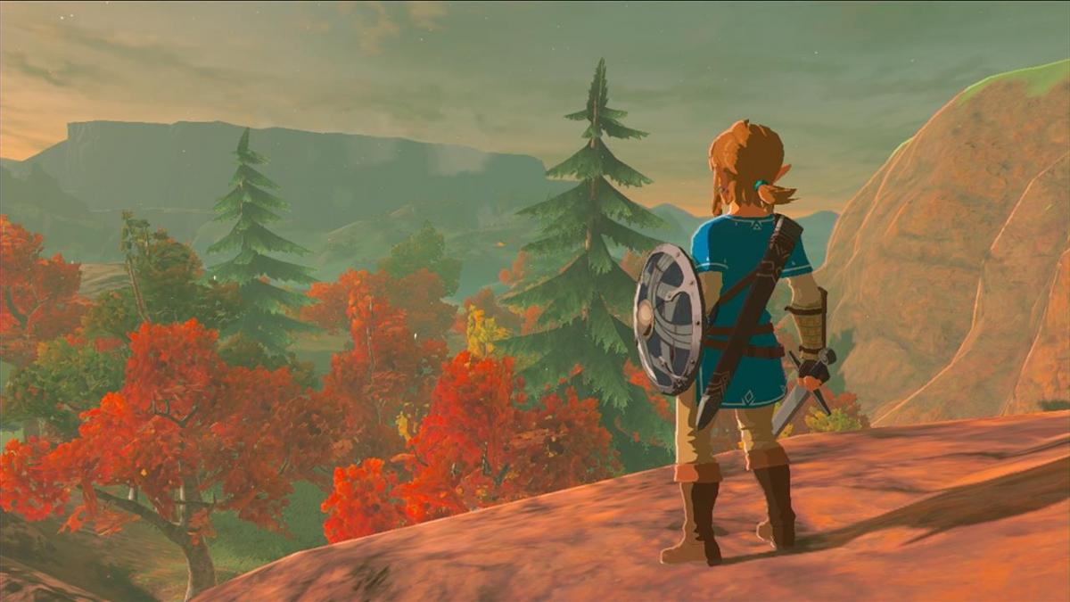Nintendo рассказала о первом дополнении для The Legend of Zelda: Breath of the Wild