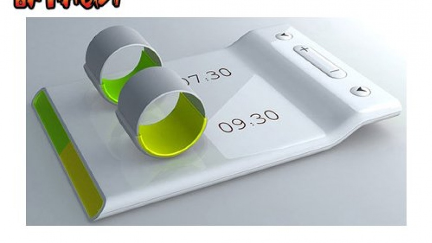 Вибрационные кольца – будильники
