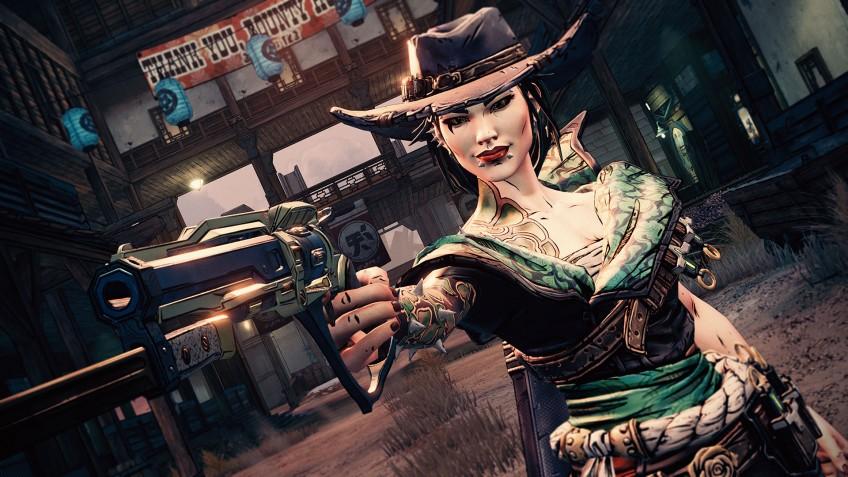 В июне к Borderlands3 выпустят дополнение Bounty of Blood: A Fistful of Redemption