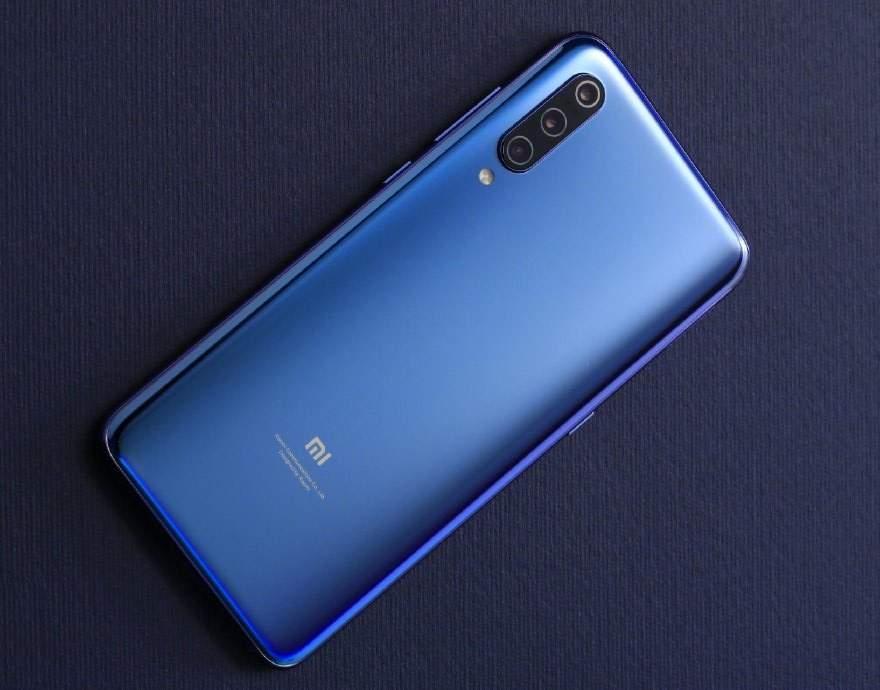 Опубликованы официальные фото флагманского смартфона Xiaomi Mi9