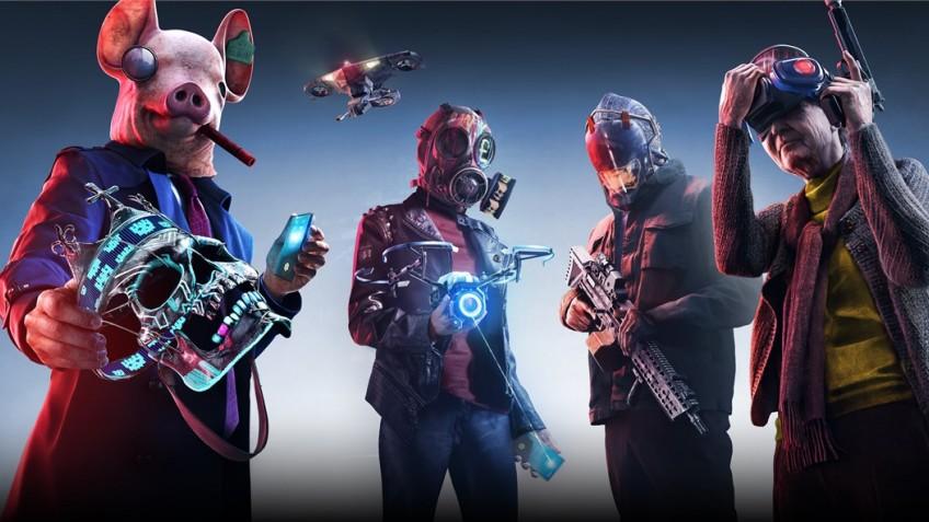 NVIDIA представила Watch Dogs: Legion с RTX-трассировкой лучей