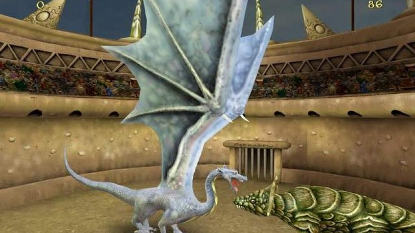 Выход дракона