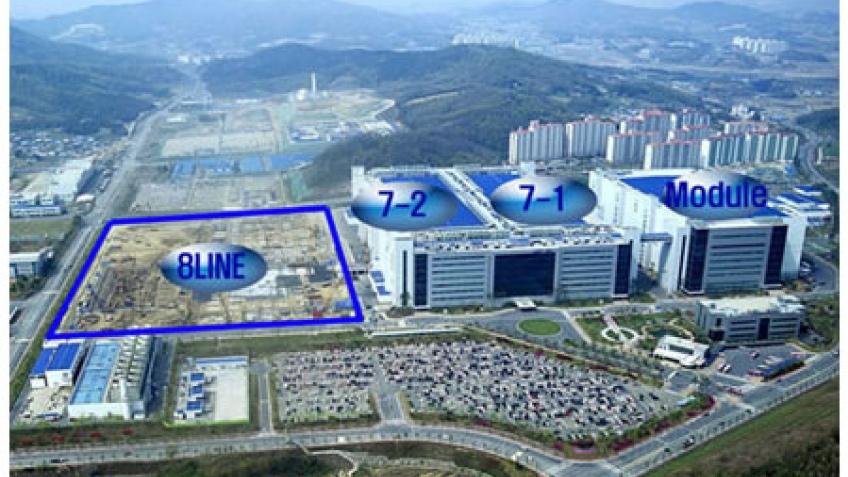 Samsung выкупила у Sony долю в производстве ЖК