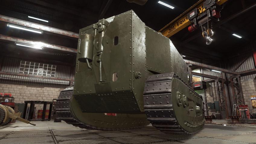 Авторы Tank Mechanic Simulator показали консольные версии